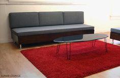Eliptikal coffee Table Surfboard Eames Era by lunarloungedesign