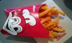 Jollibee, Snack Recipes, Snacks, French Fries, Soul Food, 3, Chips, Dining, Drinks