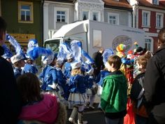 Fasching in Germany. A fun article explaining the history and traditions on germanyja.com