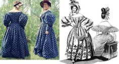 Patterns of Time Romantic Era Dress Pattern, Western & Frontier Edwardian Costumes, Victorian Costume, Edwardian Dress, Steampunk Costume, Victorian Dresses, Victorian Pattern, The Lone Ranger, Cotton Lights, Fashion Plates