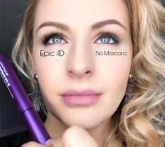You will create voluminous lashes with curl using Epic! Younique, Mascara, Curls, Lashes, Create, Business, Makeup, Board, Pictures