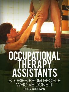 Occupational Therapy Assistants: Stories From People Who've Done It: With information on education requirements, salary expectations and more. (Careers 101 Kindle Book Series) by Holly Goodman, http://www.amazon.com/dp/B009RB8GZO/ref=cm_sw_r_pi_dp_JRA9rb0N97W54