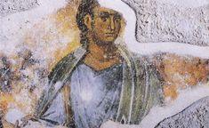 Cantoria destra. San Giovanni apostolo. mmaestro Bizantino attivo in Serbia. 1260 Dubrovnik, San Giovanni, Painting, Art, Western World, Art Background, Painting Art, Kunst, Paintings