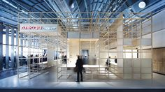 Arkoslight presented its new products at the Light+Building fair for this major event in Frankfurt, Germany. In the setting of the impressive architecture of. Light Building, Lighting, Lights, Lightning