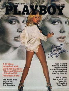 http://cr3.com/adult/playboy/covers/1976_06.jpg here comes the disco era...this is perfect. Love the shoes, of course! The tell-all's below on Nixon, Raquel and Ann-Major-Margret probs priceless