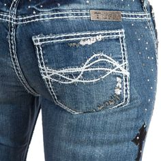 """Unbelieveable"" Cowgirl Tuff Jeans My Next Pair I will Own!!"