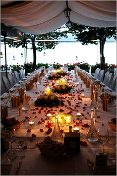 itally themed wedding receptions | And here another surprise for all! Ci and Gio told everyone that this ...