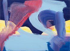 Lorna Grear. Swirl, oil on canvas, 35 cm x 45 cm $500 Framed