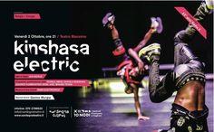 KINSHASA ELECTRIC – TEATRO MASSIMO – CAGLIARI – VENERDI 2 OTTOBRE 2015