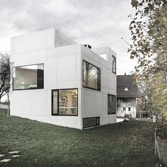 Mühlestrasse Residential and Studio Building / Amrein Herzig