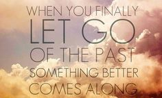 Cuando finalmente dejas ir al pasado.. Algo mejor viene a ti  #buongiorno #wednesday #letgo #thepast #better #things #comes #byou #becomplete
