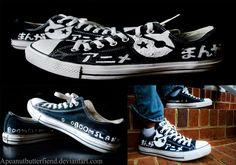 BoomSlank shoe commission II by Apeanutbutterfiend.deviantart.com on @deviantART