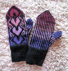 Gloves, Knitting, Winter, Winter Time, Tricot, Cast On Knitting, Stricken, Crocheting, Knits