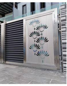 Door Gate Design, Main Door Design, Front Wall Design, 3d Printer Designs, Lotus Art, Gate Ideas, Main Gate, Cnc Plasma, Gates