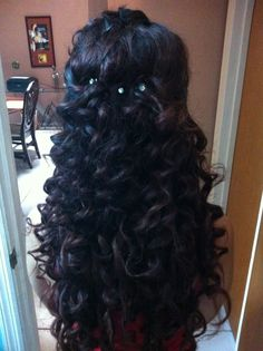 Terrific Waterfall Braid Curing Wand Curls Hair And Beauty Pinterest Hairstyles For Men Maxibearus