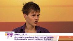 Dawid, 19 lat #rozmowywtoku
