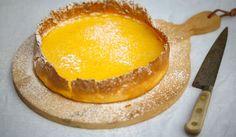 Lazy Mary's Citrus Tart (Joy The Baker)