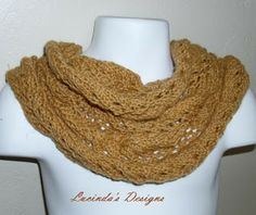 Easy Cowl Pattern - knit today This is an easy to make cowl pattern. The instructions may not be