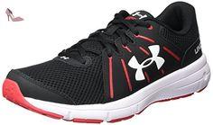 UA Micro G Assert 6 Chaussures de Running Homme Gris (Steel - 45 EUUnder Armour EKHWEhZazv