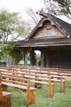 Tennessee Farm Wedding - Rustic Wedding Chic