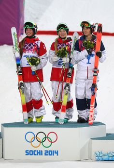 Dufour-Lapointe Sisters Win Gold, Silver Medals In Women's Moguls In Sochi, 2014
