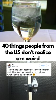 Americans are known for being so focused on their own country that they have no idea what goes on anywhere else. Here are a few things that foreigners find strange about Ways Americans Are Weird And Don't Know It Funny Relatable Memes, Funny Jokes, Hilarious, Weird Facts, Fun Facts, Perfume, Golf Humor, Laugh Out Loud, Good To Know