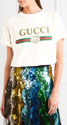 7cd8366effd4d  fashion  style Gucci T Shirt Women