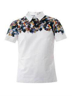 Narcisse flower-print blouse | Erdem