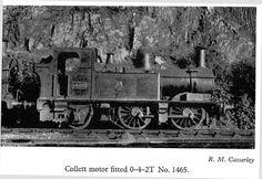 Steam Locomotives of a Leisurely Era 1932 – 0-4-2T Great Western Railway These engines were in effect a modernised version of a very much older class dating back to 1868, the first 54 of which were…