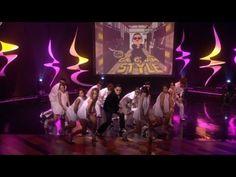 Psy Brings Down the Ellen House!
