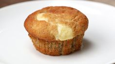Cream Cheese–Filled Banana Bread Muffins Video on Yummly