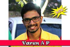 Varun A P from The Byte Kid LOB Lob, Kids, Children, Boys, Track, Children's Comics, Boy Babies, Kid, Kids Part