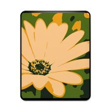 Yellow Daisy iPad Case. Click to see this design on other products.