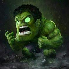 Tiny Hulk