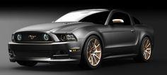 Mustang para elas