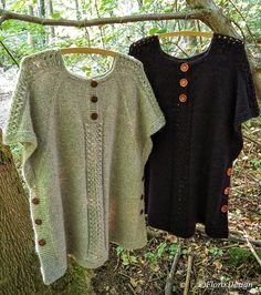 Ravelry: Emma's Poncho pattern by Flora Design
