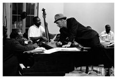 Basie and Sinatra 1964, by John Dominis