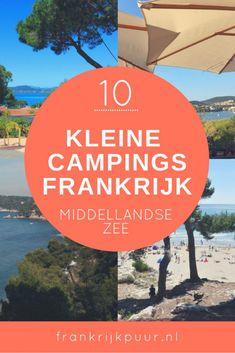10 kleine campings aan de Middellandse Zee - Tips van Frankrijk Puur