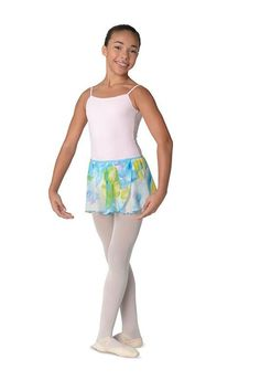 baf01a4211131 Danshuz Pastel Flower Skirt La Dance, Dance Wear, Black Leotard, Baby  Ballerina,