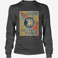 Vintage Webster Groves Missouri #Solar #Eclipse 2017 Shirt, Order HERE ==> https://www.sunfrog.com//135984444-979904887.html?6782, Please tag & share with your friends who would love it, #christmasgifts #renegadelife #birthdaygifts