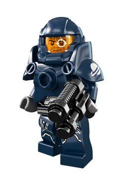 (Lego Galaxy Patroller minifig - toughest looking Lego character yet - Pocket-lint)