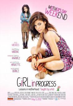 Girl in Progress - Christian Movie/Film on DVD. http://www.christianfilmdatabase.com/review/girl-in-progress/
