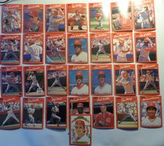Cincinnati Reds 1989 Collection Sports Cards 29 Donruss John Franco 2 Eric Davis Safely Stored For Over 28 Years This Will be a great Gift for any Fan Shipping will be within 2 days of your payment All Sales are Guaranteed Satisfaction We . Eric Davis, Cincinnati Reds, All Sale, Great Gifts, Fans, Baseball Cards, Sports, Collection, Hs Sports