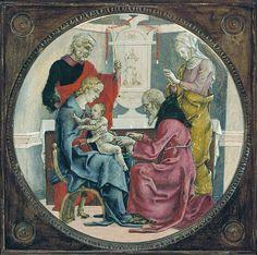 Cosme Tura,  La circoncision,  1474