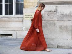 Streetstyle Post: PFW- 6 Looks to Love: Veronika Heilbrunner on #ATPB goo.gl/Jo12Ki