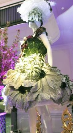 Laura Clare: New York Flower Show