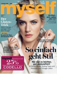 Bethge publication | Myself Germany. October 2015.