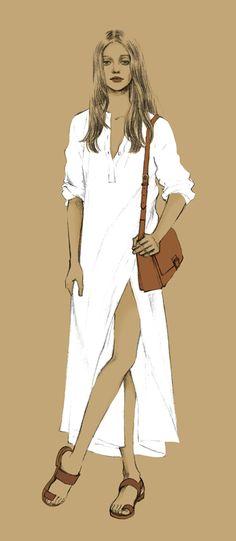 Teri Chung Illustration