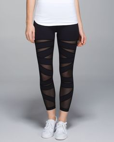 53af68781 Lululemon High Times Pant  Full-On Luon - Black   Black