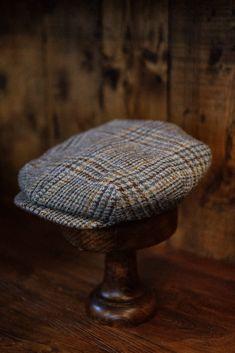 Harris Tweed Waistcoat, English Clothes, Tweed Trousers, Baker Boy Cap, Safari Jacket, Duffle Coat, Boy Blue, Wash Bags, Gray Jacket